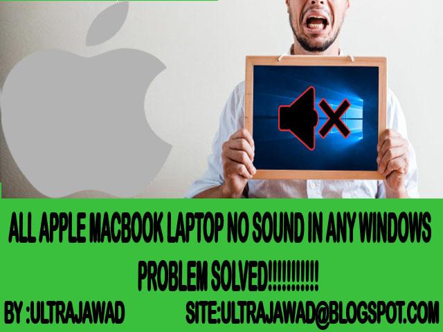 Driver Macbook Air Windows 10