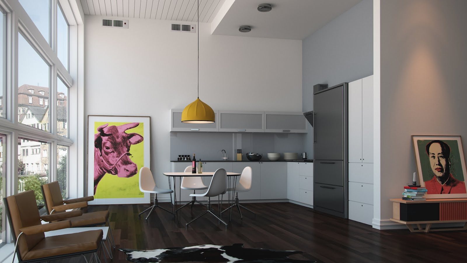 HDRI Interior Lighting Setup From Scratch with Vray & 3ds