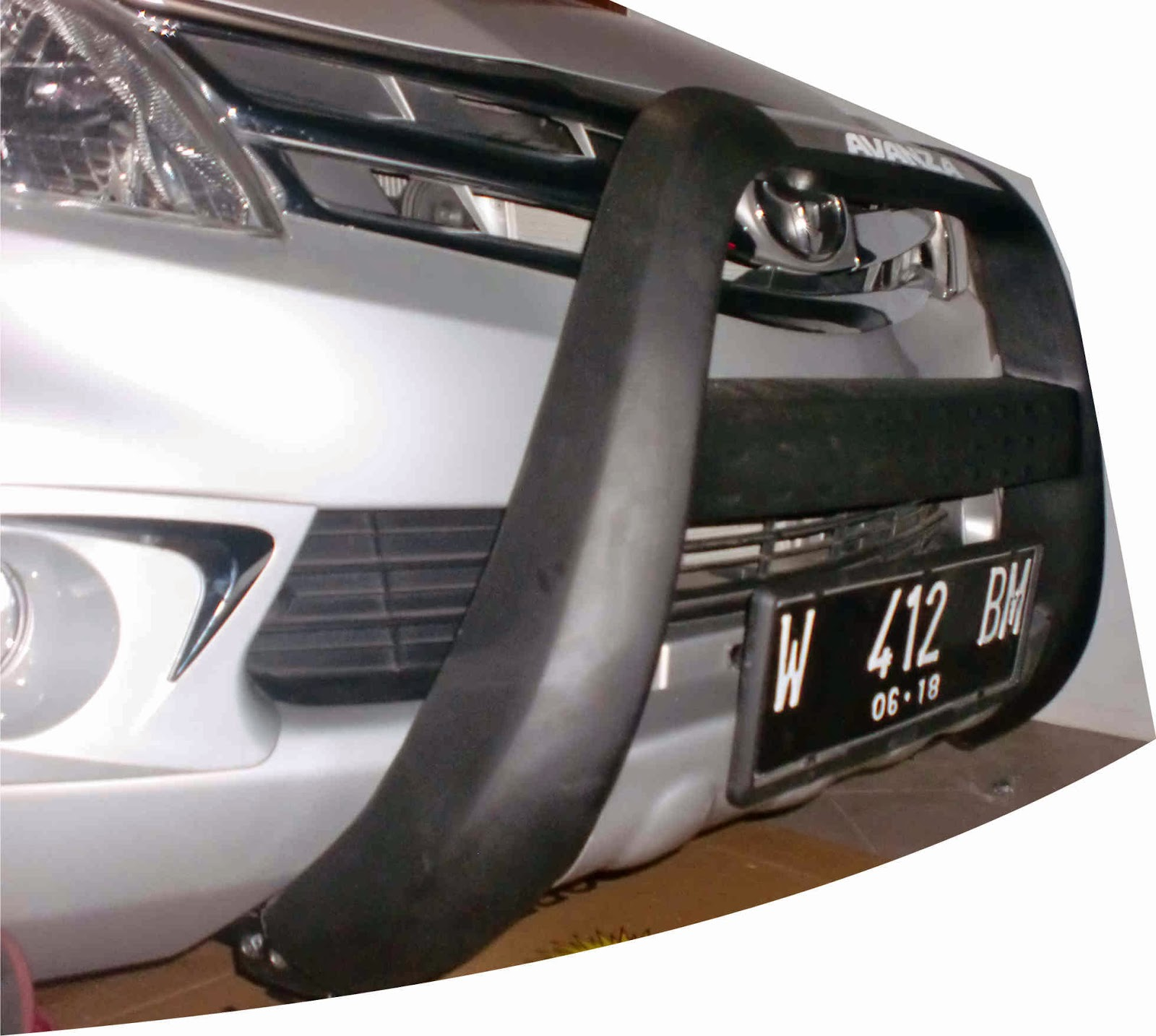 bemper depan grand new avanza veloz roof rack model fortuner variasi mobil