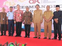 Akhyar Hadiri Peresmian Gedung Baru OJK Regional 5 Sumbagut