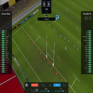 Pro Rugby Manager 2015 Game Setup