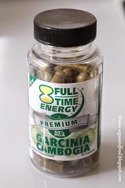 Full-Time Energy Premium Garcinia Cambogia 60 Caps