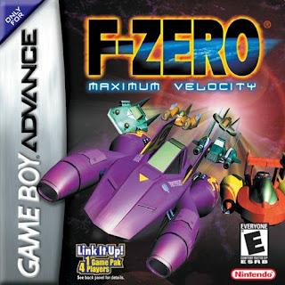 F-Zero: Maximum Velocity ( BR ) [ GBA ]
