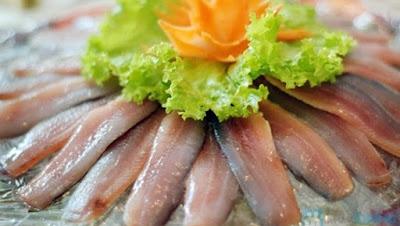 đặc sản gỏi cá trích phú quốc