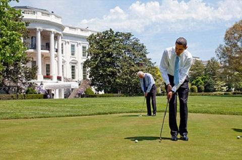 Cá độ môn thể thao golf của người giàu