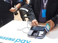 Compete with Apple Pay, Samsung Cooperation with Alibaba