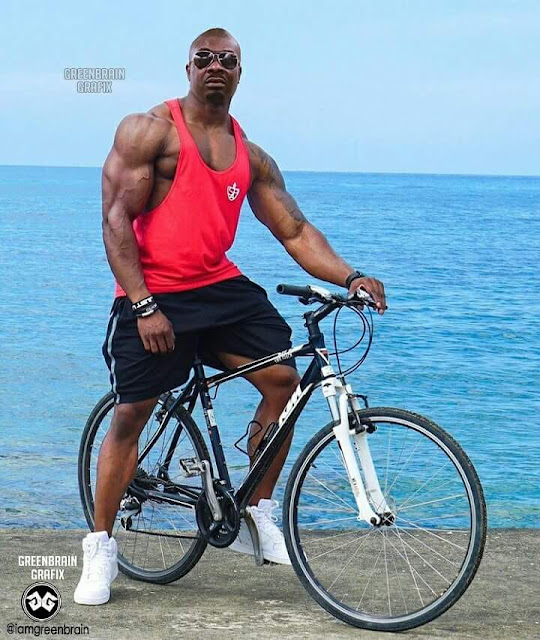 Muscular Don jazzy by GreenBrain