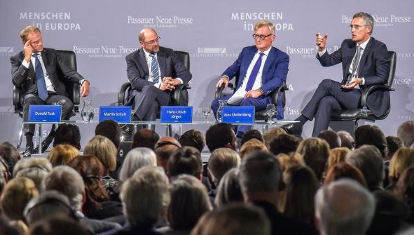 Stoltenberg: Una Europa fuerte proporciona una OTAN fuerte