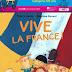 «Vive La France !» lauréat du Prix UNICEF de littérature jeunesse 2017, catégorie 6/8 ans