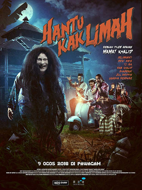 REVIEW FILEM HANTU KAK LIMAH 2018