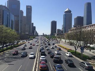 Baidu hat seinen Hauptsitz in Peking.