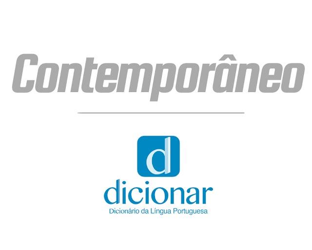 Significado de Contemporâneo