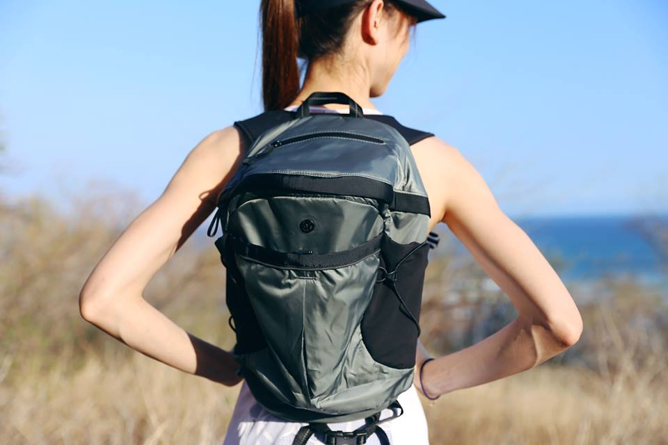 Lululemon Addict Slate Run All Day Backpack And More Goal