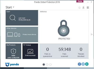 Panda Global Protection 2016 Sundeep Maan