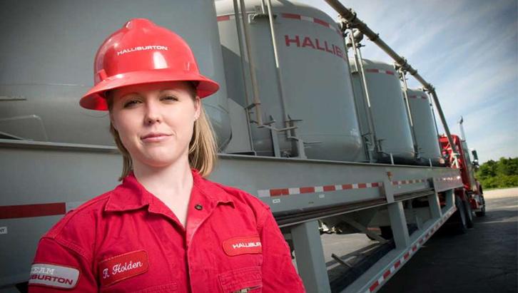 وظائف خالية في شركة هاليبرتون للبترول فى السعودية Halliburton Oil & Gas 2018