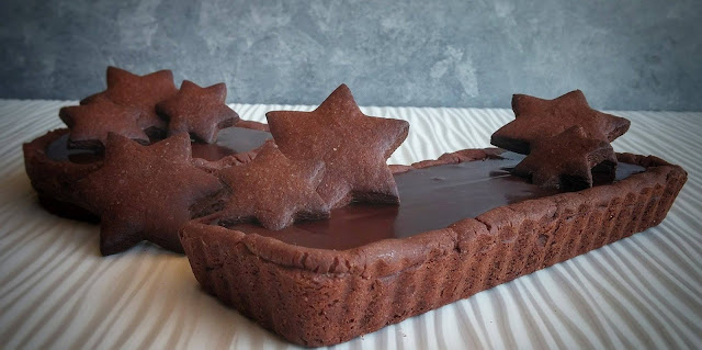 crostata cioccolato assoluto