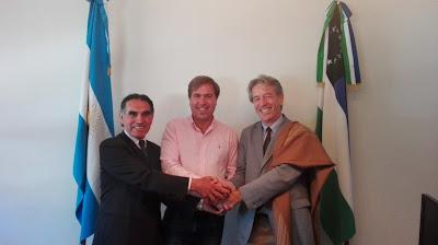 Resultado de imagen para consul chileno en  de El Bolsón