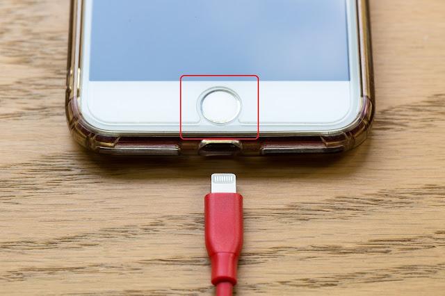 iPhone-Home-(Orta)-Tus-Bozuldu