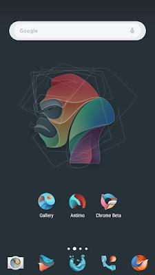 Download Funkong Iconpack Theme Apk v1.3 Terbaru