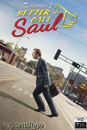 Better Call Saul Temporada 2 [720p] [Latino-Ingles] [MEGA]