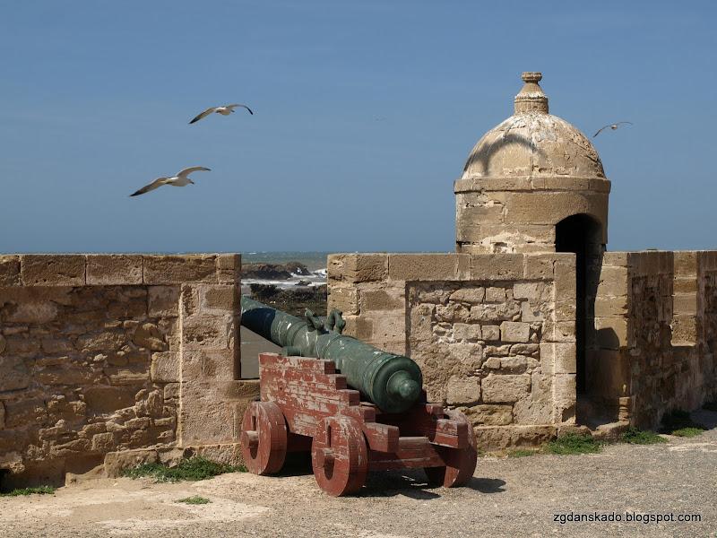 Essaouira - Bastion południowy