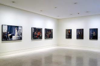 Expo : Au rapport - François Boisrond - Galerie Louis Carré & Cie - Jusqu'au 21 octobre 2017