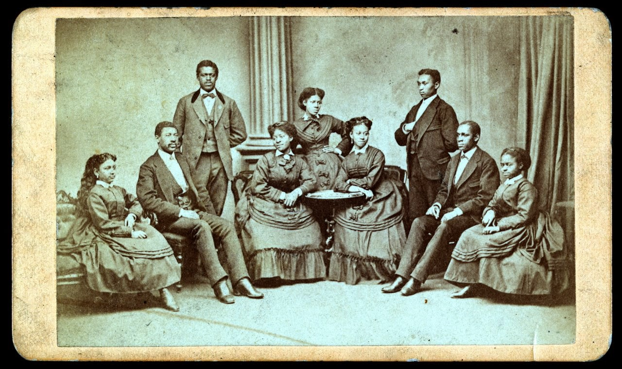 Black History Month: Fisk Jubilee Singers from Tennessee