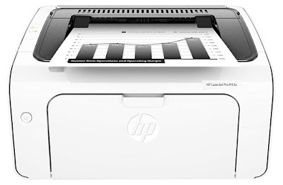Make the nearly of express workspace amongst this compact HP LaserJet Pro  HP LaserJet Pro M12a Driver Downloads