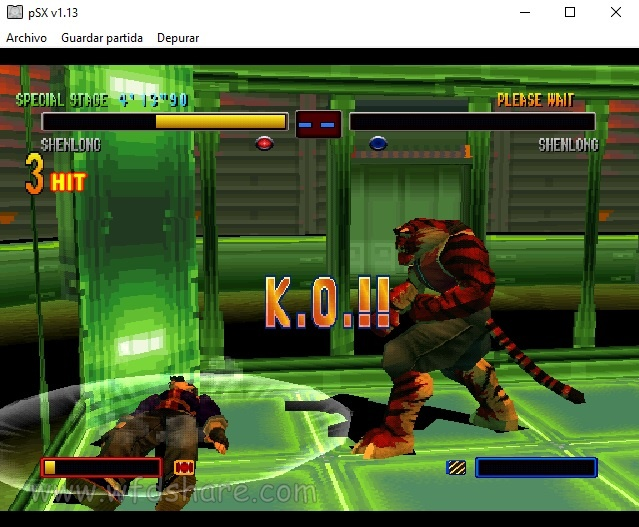 Bloody Roar 2 PS1 Full PC Tanpa Emulator
