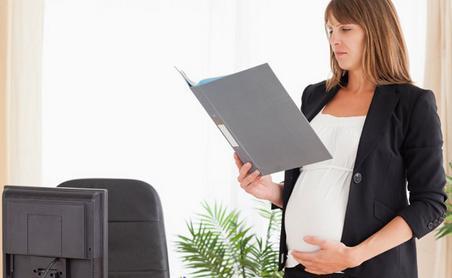 Wanita Karier Hamil Sehat