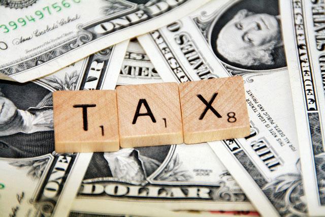 Los impuestos o tax en Nueva York