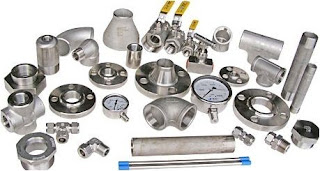 Spare part made from stainless steel