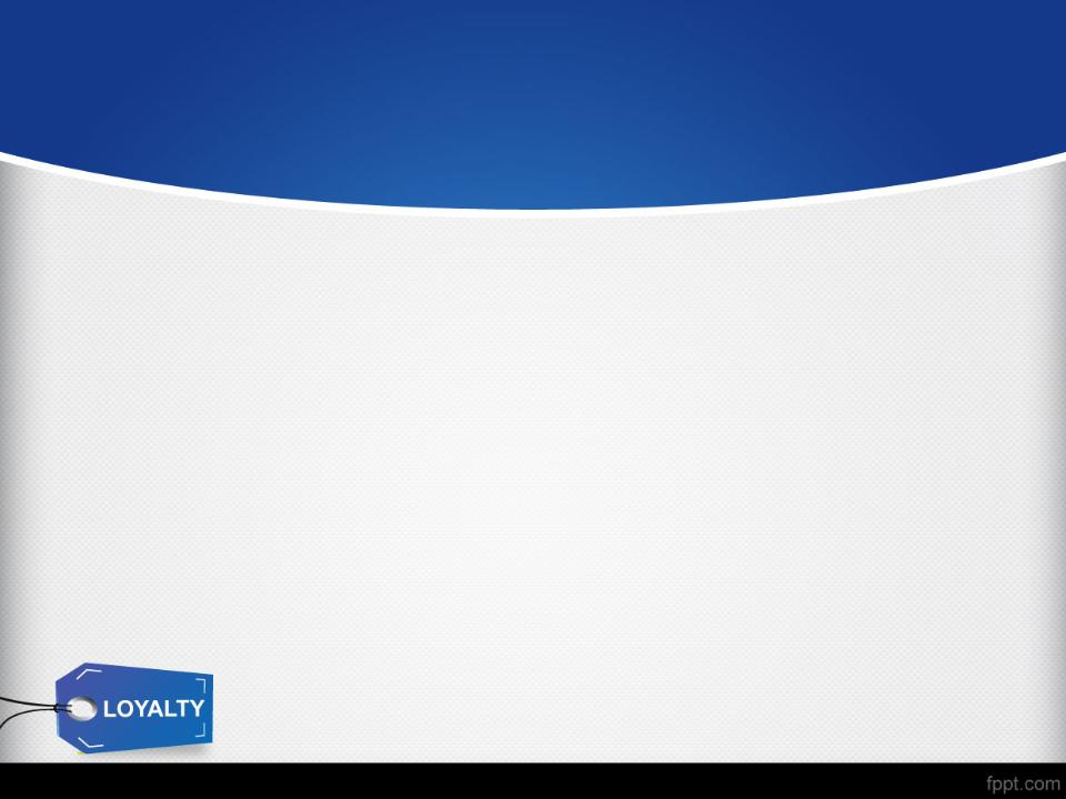 Blue PowerPoint Template 5