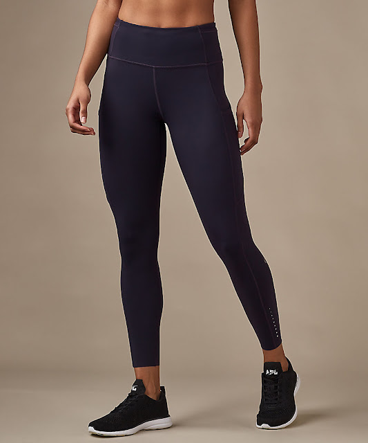 lululemon black-grape-fast-and-free-tight