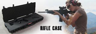 กล่องใส่ปืนยาวอัดลม  Hard Case  กล่องเก็บปืนยาวอัดลม  กล่องปืนยาวอัดลม