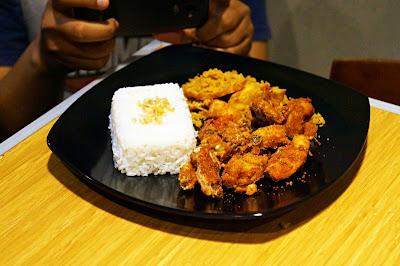 Paket Ayam Karate Kungfu Uduk