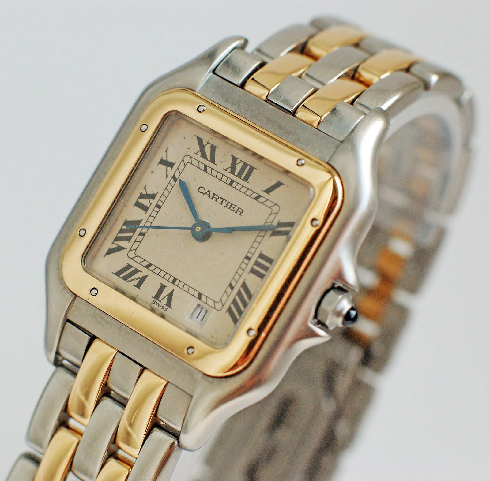 Uhren Ankauf Koln Goldgier Neueingang Cartier Panthere