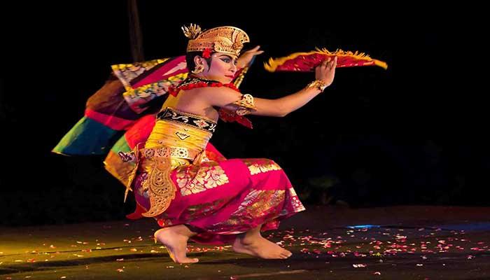 Tari Kebyar Duduk, Tarian Tradisional Dari Bali