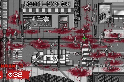 OMG Zombies Story