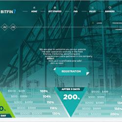 Bitfin7: обзор и отзывы о bitfin7.com (HYIP СКАМ)