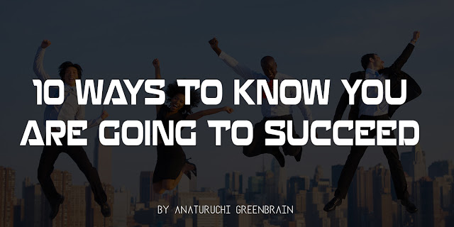 How to know you will succeed photo