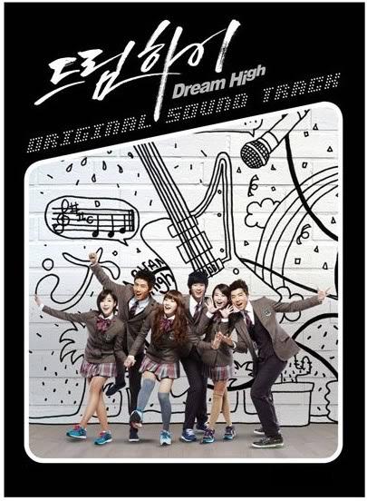 Dream High OST Full Album (2011)