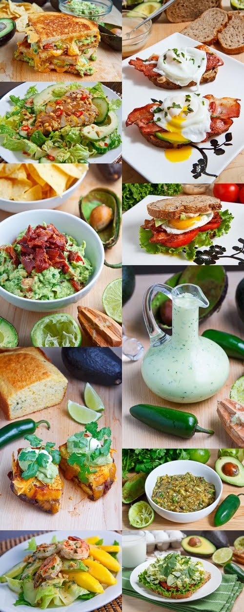 10 Amazing Things to do with Avocados