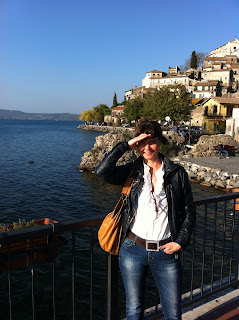 Riitta Reissaa, Riitta Kosonen, Lago Bracciano, Aguillara, Italia, Horsexplore