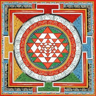 tipos de meditación_yantra