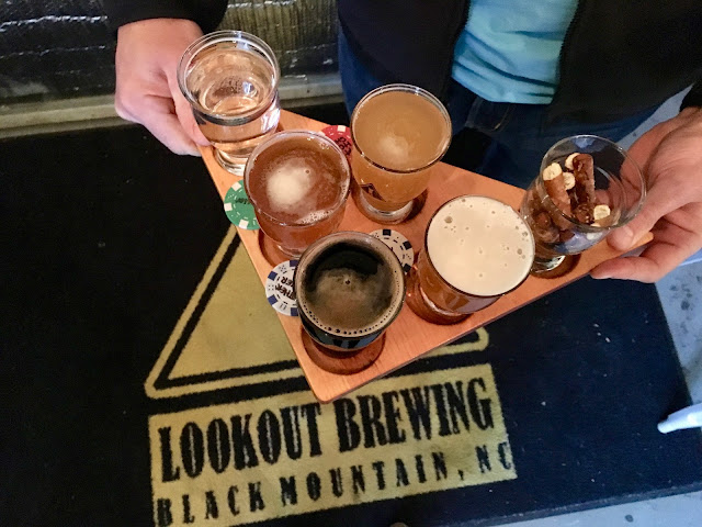 Asheville Brewery Tour | Lookout Brewing