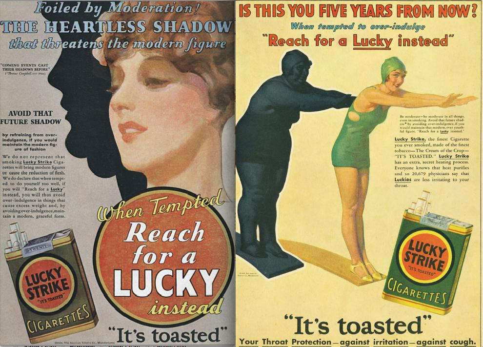 Vintage Healthy Cigarette Ads Vintage Everyday