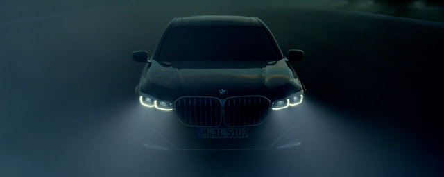 How the New BMW 7 Series Propelled into English Skies Without a Single Sighting
