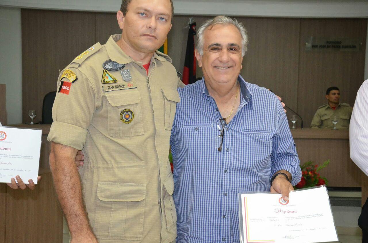 6º Batalhão de Bombeiro Militar - Sousa/PB: Nota de Pesar pelo ...