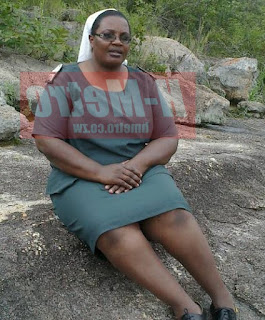 Photos: 'All I want from him is sex',  reveals Roman Catholic sister